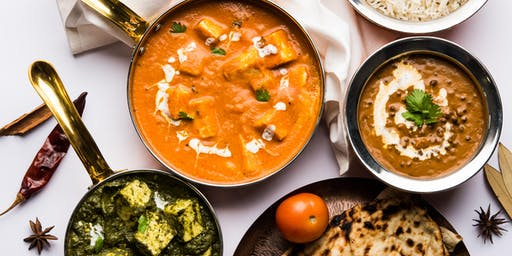 Foodnome Fridays: Indian Feast