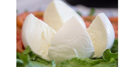 Mozzarella & Ricotta + Lunch with Chef Andy (05-18-2020 starts at 3:00 PM) tickets
