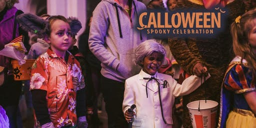 Calloween! - Spooky Celebration at Callanwolde