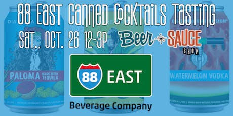 Canned Cocktail Tasting! tickets