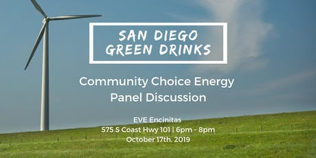 Community Choice Energy Panel tickets