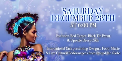 Jallohs Upright Services Presents: International Taste Of The World Gala