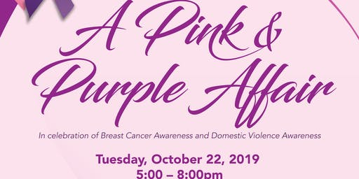 The Woodhouse Day Spa Detroit: Annual Pink and Purple Charity Affair in support of Breast Cancer and Domestic Violence Awareness