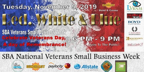 2019 LVBNM Red White & Blue Expo tickets