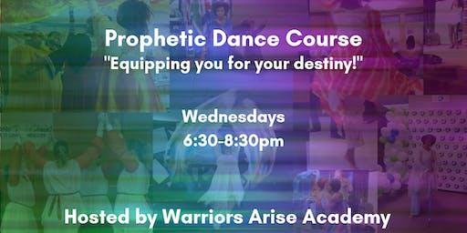 Prophetic Dance Course