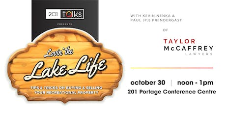 201 Talks - The Ins and Outs of Buying and Selling a Cottage tickets