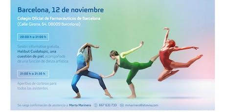 Barcelona. Halibut Cuidatopic, una cuestión de piel entradas