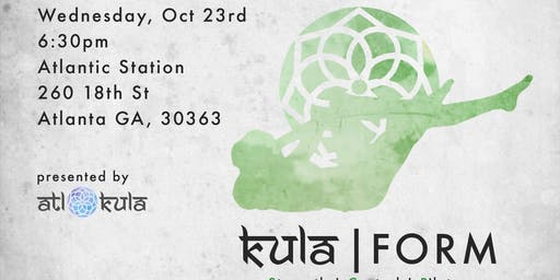 Kula FORM! Strength, Control, Pilates
