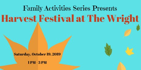 Harvest Festival at The Wright tickets