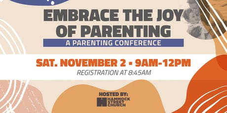 Embracing the Joy of Parenting tickets
