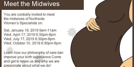 Meet The Midwives tickets