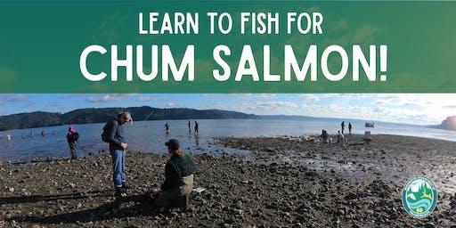 Intro to Chum Salmon Fishing