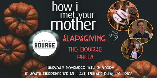 How I Met Your Mother Slapsgiving Quizzo at The Bourse