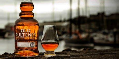 Seven Grand Whiskey Society ft. Old Pulteney w/ Jordan Braden tickets
