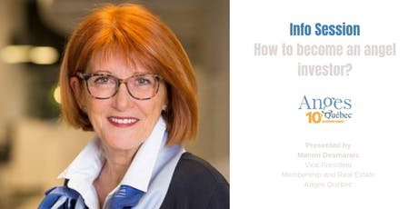 """""""How to become an angel investor?"""" Info Session 
