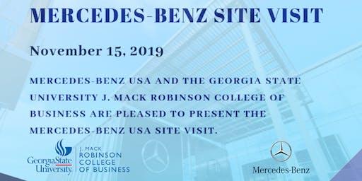 Mercedes-Benz Site Visit