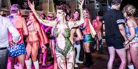 Under the Sea party with the Ducklings at Obsession!