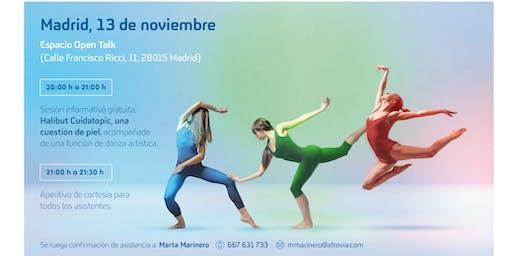 Madrid. Halibut Cuidatopic, una cuestión de piel