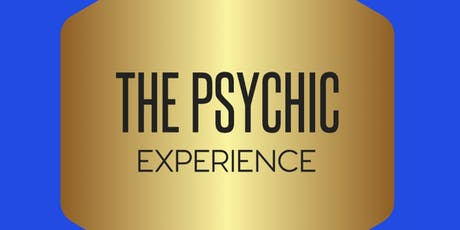 The Psychic Experience Oct19 tickets
