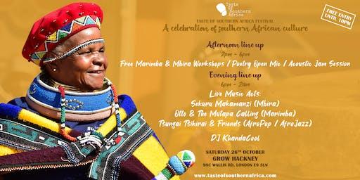 Taste of Southern Africa Festival 2019