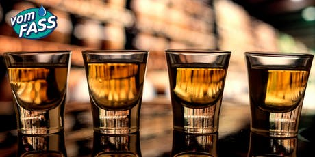 New Whisky Release & Tasting tickets