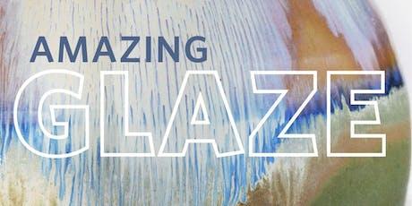 Amazing Glaze 5-Day Ceramics Workshop with Gabriel Kline tickets