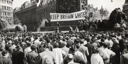 Trafalgar Square Black History Walk