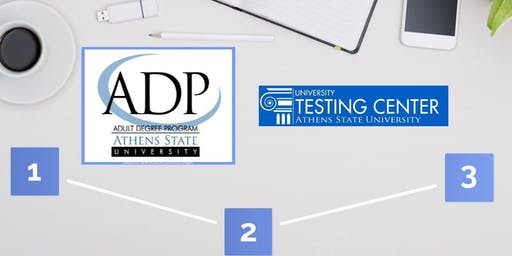 Adult Degree Program and Testing Center Overview