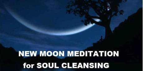 New Moon Meditation for Soul Cleansing tickets