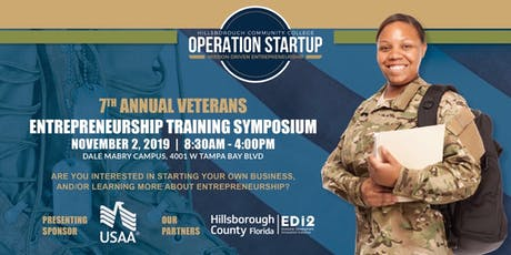 7th Annual Veterans Entrepreneurship Training Symposium (VETS) tickets