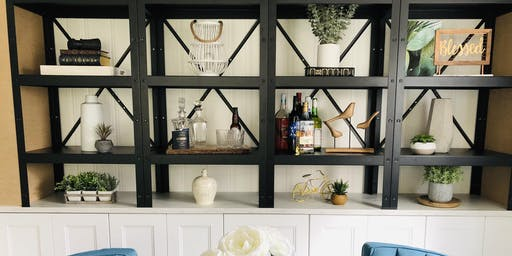 Workshop: How To Style Shelves Like An Interior Designer