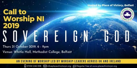 Call To Worship NI 2019 tickets