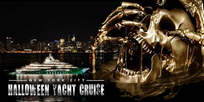 HALLOWEEN PARTY CRUISE  NEW YORK CITY