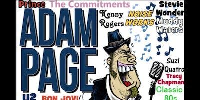 Adam Page- Rock \