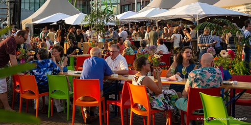 Heerlijk Heesch, culinair evenement met deelnemers uit de regio.