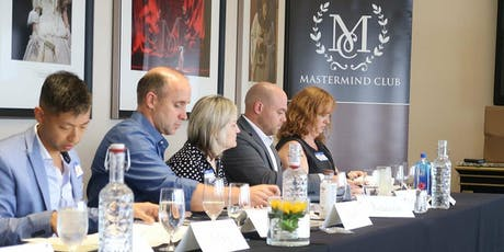 [Guest Invite & Members Only] 2-Day Mastermind Club Meeting tickets