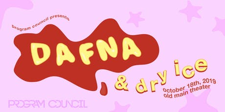 Club 156 Presents: Dafna and Dry Ice tickets