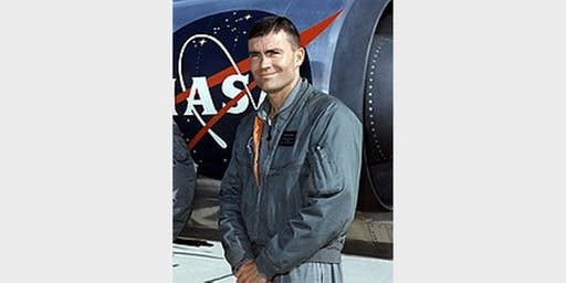 Meet Apollo 13 Astronaut Fred Haise