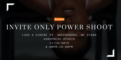 Invite Only Power Shoot