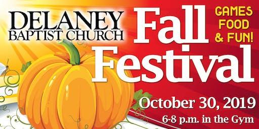 Fall Festival in Orlando - FREE