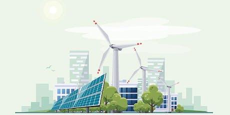 Charla - Eficiencia Energética entradas