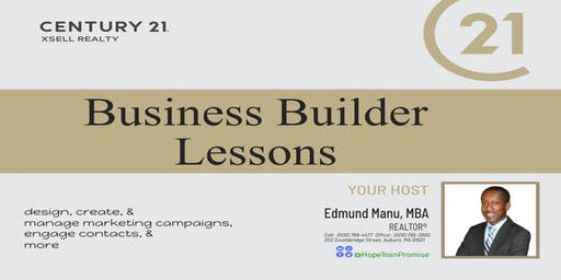 Business Builder® Lessons