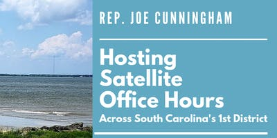 Rep. Cunningham's Johns Island Satellite Office Hours
