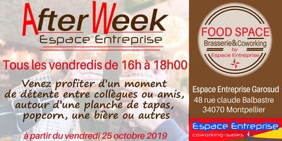 AfterWeek Espace Entreprise