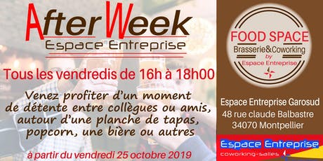 AfterWeek Espace Entreprise tickets