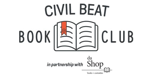 Civil Beat Book Club Launch Mixer