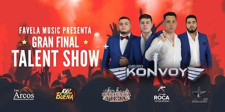Favela Music Talent Show tickets