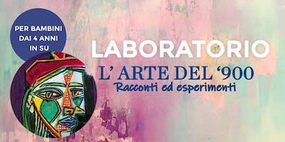"""Laboratorio per bambini: """"L'arte del 900"""" - Pablo Picasso"""