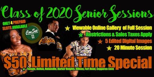 Senior Class of 2020 Mini Sessions