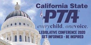 California State PTA Legislation Conference